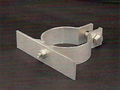 Picture of Round post brackets PPB-12