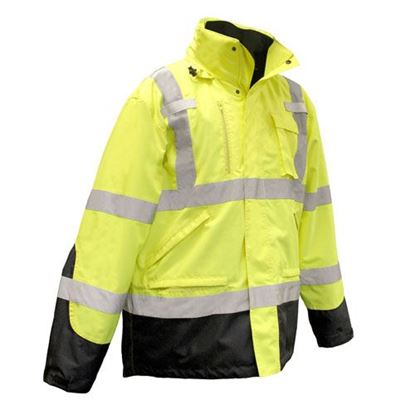 Picture of Radians SJ41 Class 3 Three-In-One WeatherProof Parka