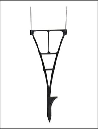 Picture of Plastic Spider sign stake