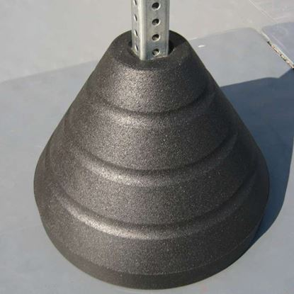 Picture of Rubber Sign Base