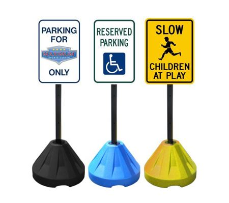 Picture for category Sign Stands