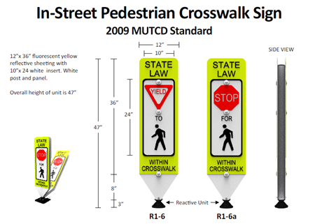 Picture for category Pedestrian Safety