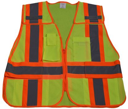 Picture of Public Safety Vest Lime