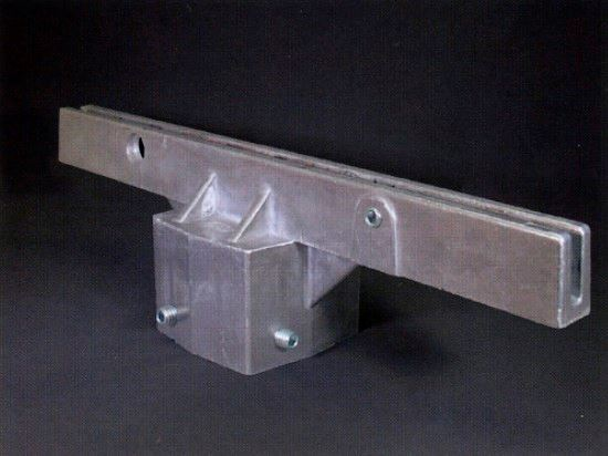 Picture of Universal post cap for flat signs 120unf200