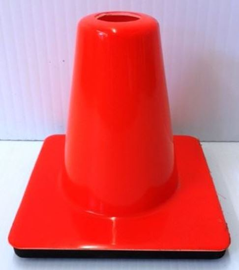 "Picture of 6"" Cone Orange"
