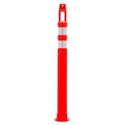 Picture of Diamond Style Top Delineator  Post Reflective-Top Only