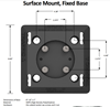Picture of Fixed Base without quick release -IRS-BS-SMFB