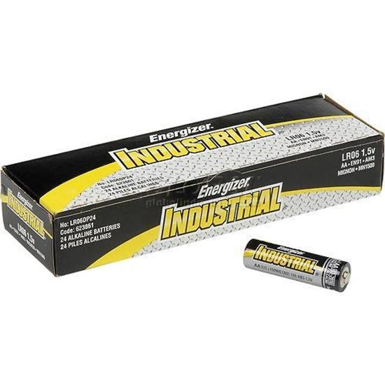 Picture of AA-Cell 1.5 Volt Battery