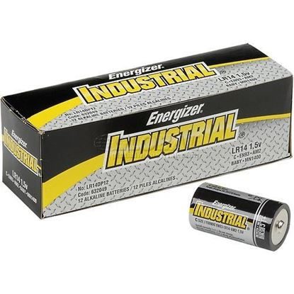 Picture of C-Cell 1.5 Volt Battery