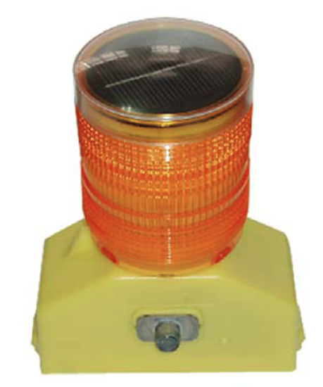 Picture of Solar 360 Airport Light-Amber