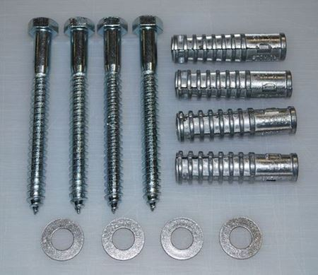 Picture for category Concrete Bolts