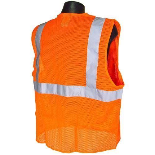 Picture of 2 Pocket Orange Vest