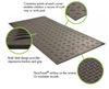 Picture of Alturnamats Ground Cover Mats 3x8 - Black