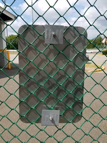 Picture of Chain Link Fence Hardware