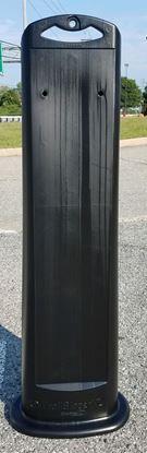 "Picture of 45"" Vertical Panel Black Trailblazer XL"