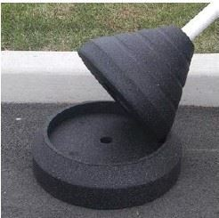 Picture of Rubber Sign Base Extra Weight