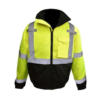 Picture of Radians SJ11Q Class 3 Two-in-One Bomber Jacket